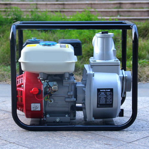 Agricultural irrigation Portable Gasoline Water Pump 4 inch with 4 Stroke Air-cooled