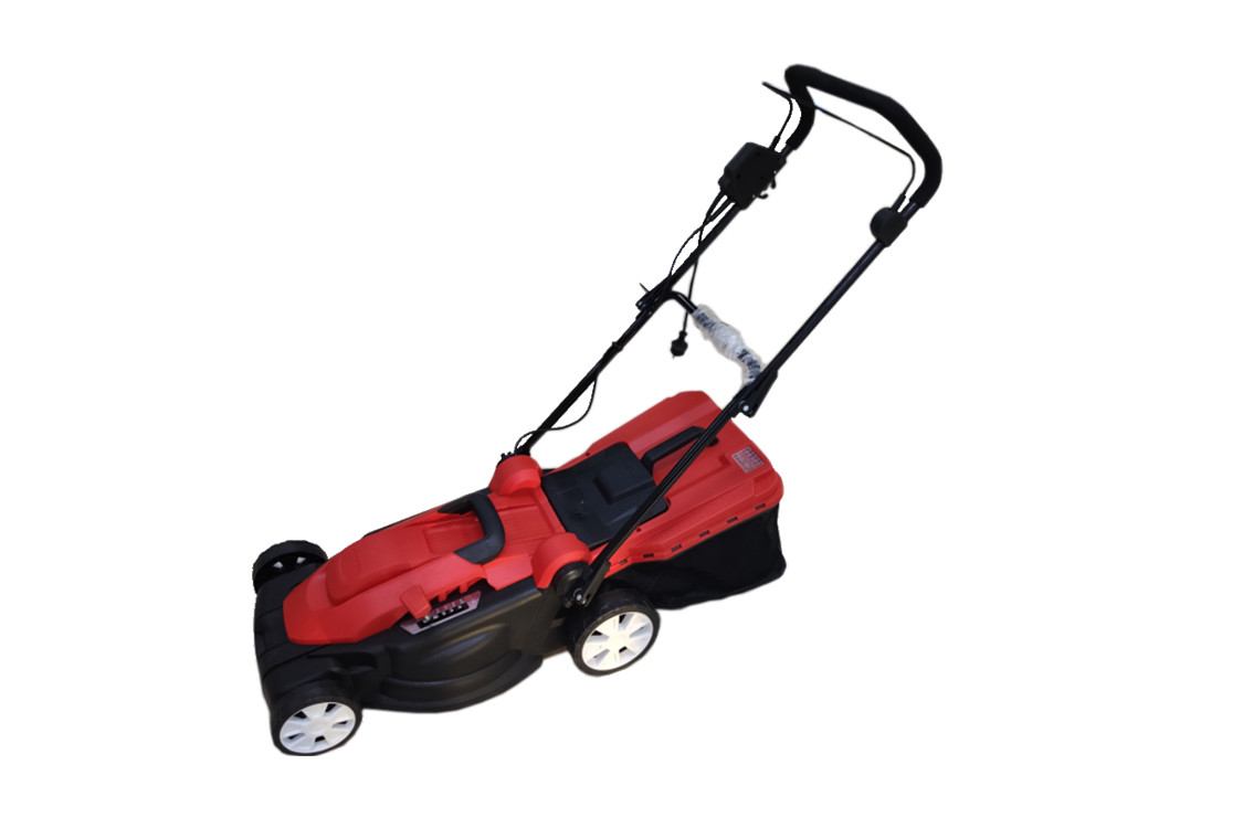 Smart Garden Lawn Mower With Brush Motor , 2000W Electric Lawn Mower